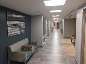 B-wing First Floor Corridor